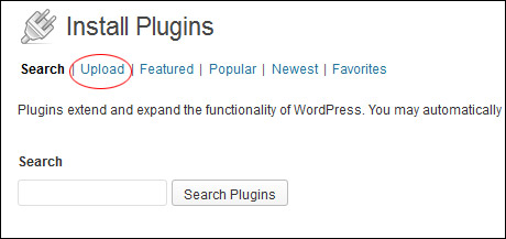 upload-wp-plugin