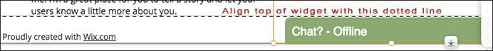 wix-align-widget