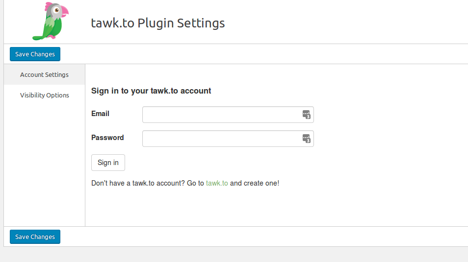 Add a tawk.to Widget to WordPress – tawk.to
