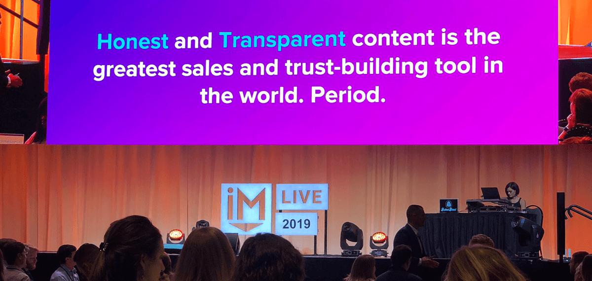 Key takeaways from IMPACT Live 2019