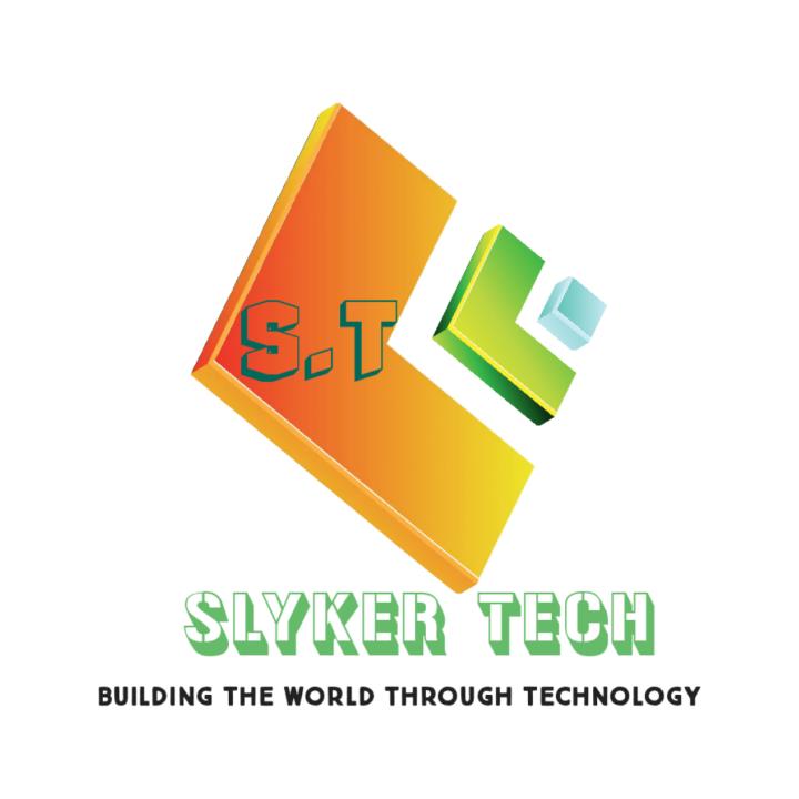 Slyker Tech Web Services-logo