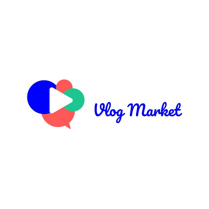 Vlog Market-logo
