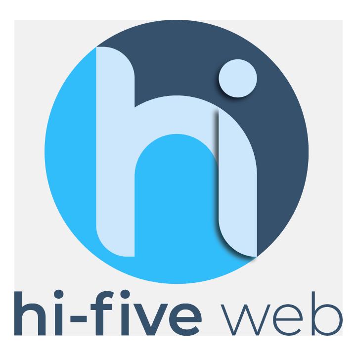 hi-five-web-logo