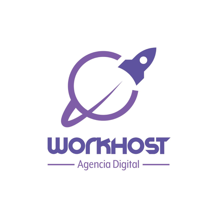 WorkHost Agencia Digital-logo