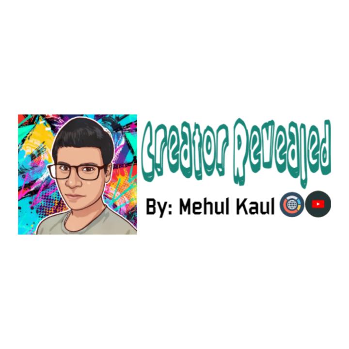 Creator Revealed-logo