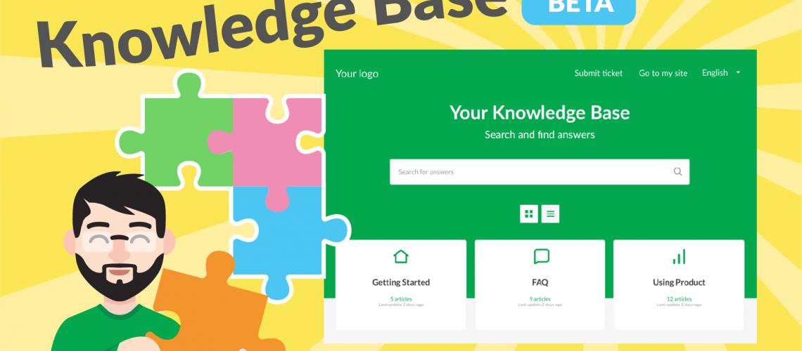 Beta Sürümü: Bilgi Tabanı